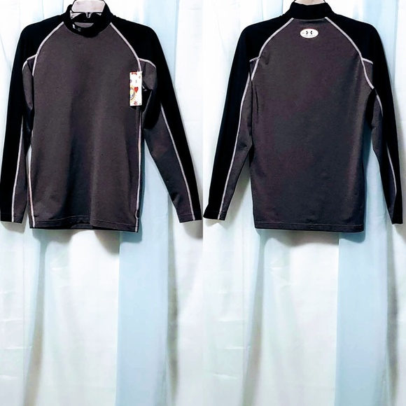 Under Armour Other - Under Armour Mock Neck Cold Gear size S🆕🦅